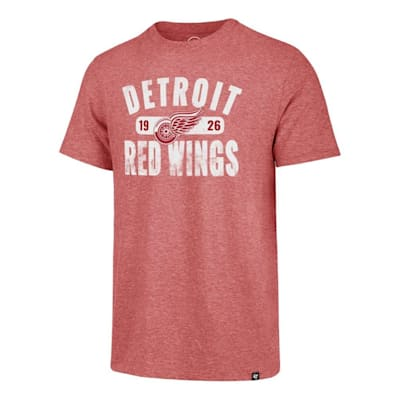 (47 Brand Milestone Match Tee Detroit Red Wings - Adult)
