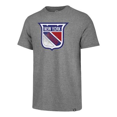 (47 Brand Match Tri-Blend Tee New York Rangers - Adult)