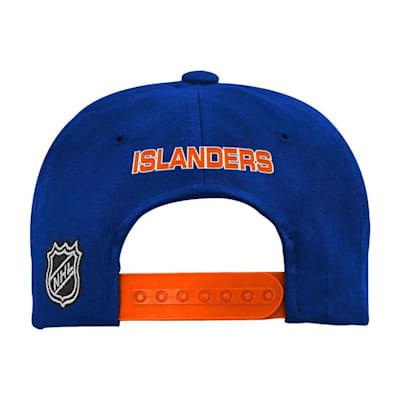 (Adidas 2 Tone Flat Brim Hat New York Islanders - Youth)