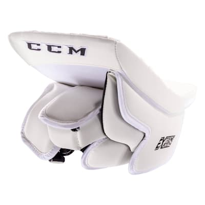 (CCM Extreme Flex 4 Pro Goalie Blocker - Senior)