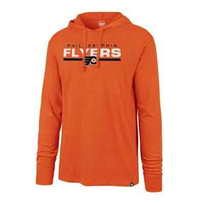 (47 Brand End Line Club Hoody Philadelphia Flyers - Adult)