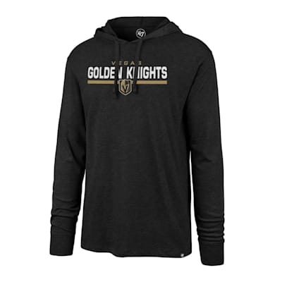 (47 Brand End Line Club Hoody Vegas Golden Knights - Adult)