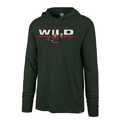 (47 Brand End Line Club Hoody Minnesota Wild - Adult)