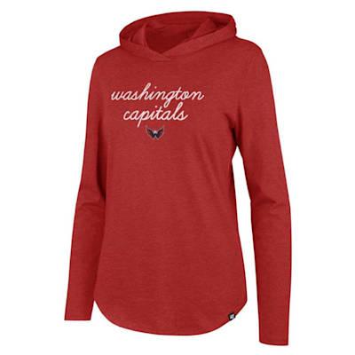 (47 Brand Women's Club Hoody Washington Capitals - Womens)