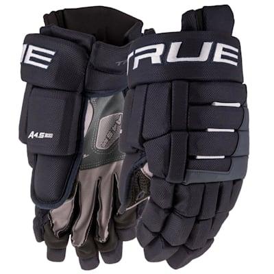(TRUE A4.5 Hockey Gloves - Senior)
