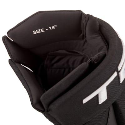 (TRUE A6.0 Pro Hockey Gloves - Junior)