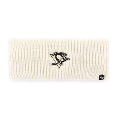 (47 Brand Womens Meeko Headband - Pittsburgh Penguins - Adult)
