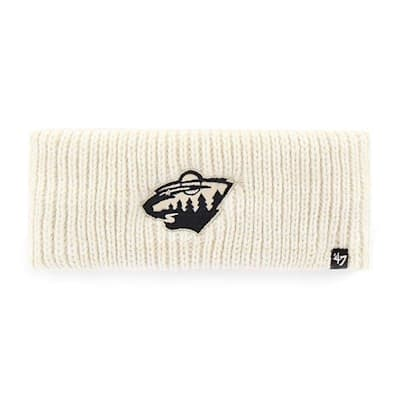 (47 Brand Womens Meeko Headband - Minnesota Wild - Adult)