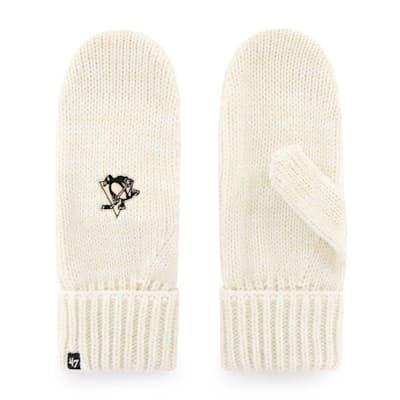 (47 Brand Pittsburgh Penguins Meeko Mitten - Adult)