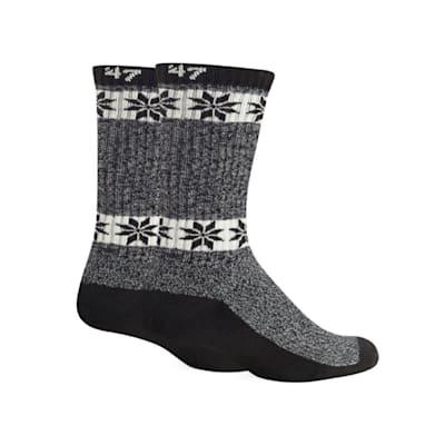 (47 Brand Norse Crew Sock - Chicago Blackhawks - Adult)