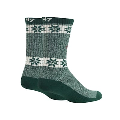 (47 Brand Norse Crew Sock - Minnesota Wild - Adult)
