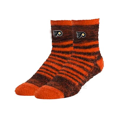 (47 Brand Snug Fuzzy Sock - Philadelphia Flyers - Adult)