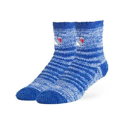 (47 Brand Snug Fuzzy Sock - New York Rangers - Adult)