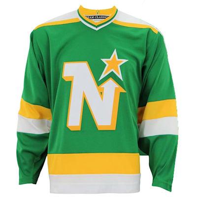 (Adidas Minnesota North Stars Heroes of Hockey Jersey - Adult)