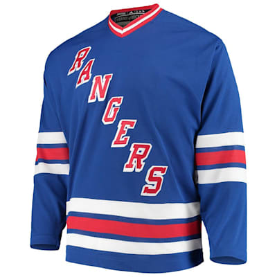 (Adidas New York Rangers Heroes Of Hockey Throwback Jersey - Wayne Gretzky - Adult)
