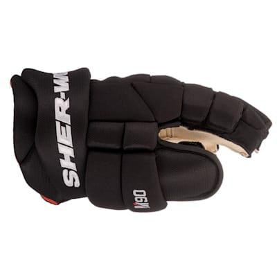 (Sher-Wood REKKER M90 Hockey Gloves - Senior)
