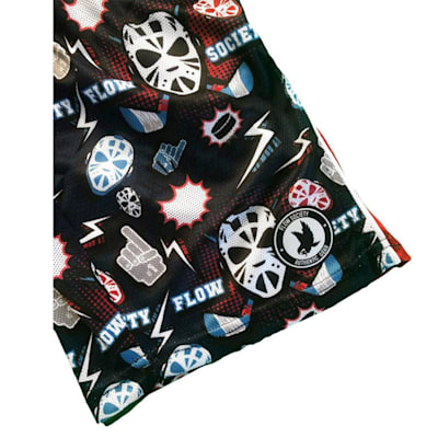 (Flow Society Hat-trick Attack Shorts - Youth)