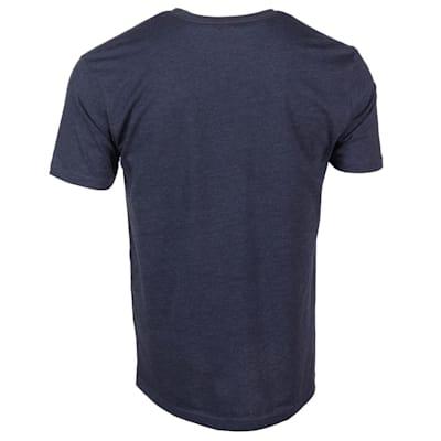 Navy Back (USA Hockey Short Sleeve Tee Shirt - Youth)