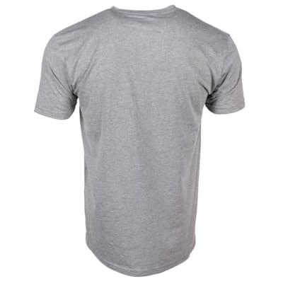 Grey Back (USA Hockey Short Sleeve Tee Shirt - Adult)