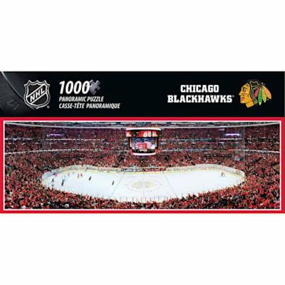 (MasterPieces Arena Panoramic Puzzle - Chicago Blackhawks)