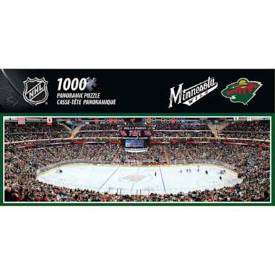 (MasterPieces Arena Panoramic Puzzle - Minnesota Wild)