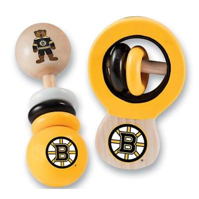 (MasterPieces Boston Bruins Rattle)
