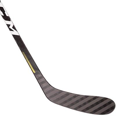 (CCM Super Tacks AS2 Grip Composite Hockey Stick - Junior)