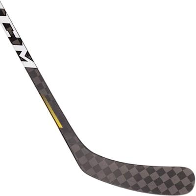 (CCM Super Tacks AS2 Pro Grip Composite Hockey Stick - Junior)