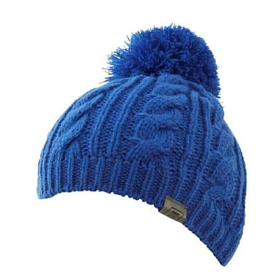 (Bauer New Era Cable Knit Pom Hat - Youth)