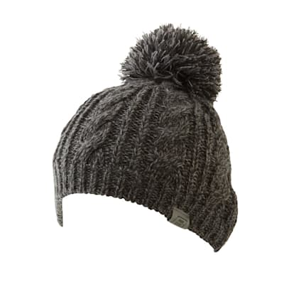 (Bauer New Era Cable Knit Pom Hat - Adult)