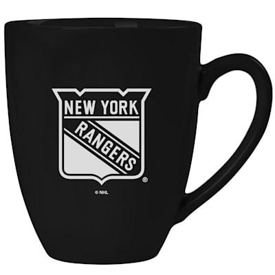 (New York Rangers Ceramic 15oz Bistro Mug)