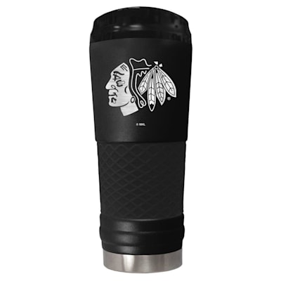 (Chicago Blackhawks 18oz Vacuum Insulated)