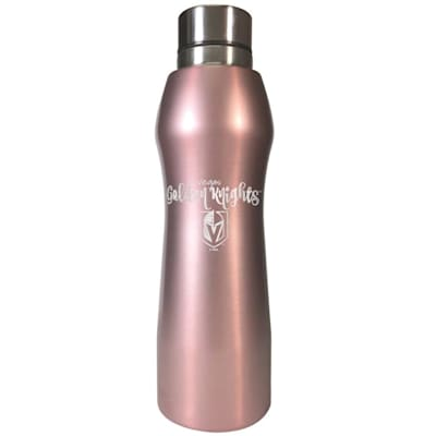 (Vegas Golden Knights Curve Hydration Bottle)
