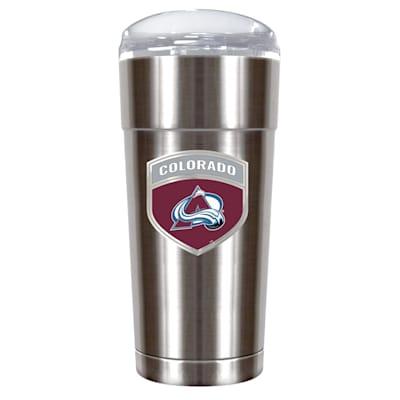 (The Eagle 24oz Vacuum Insulated Cup - Colorado Avalanche)