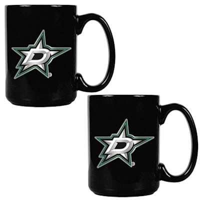 (Dallas Stars 15 oz Ceramic Mug Gift Set)