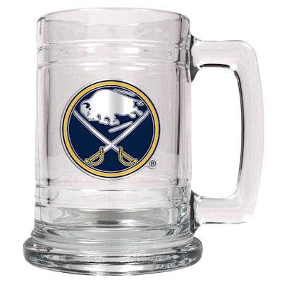 (Buffalo Sabres 15 OZ Classic Glass Mug)