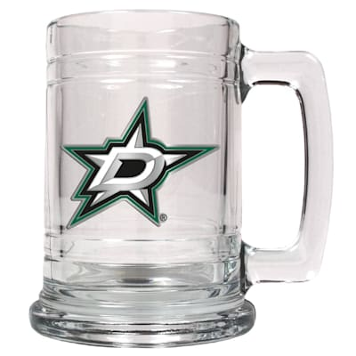 (Dallas Stars 15 OZ Classic Glass Mug)