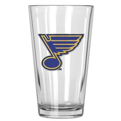 (St. Louis Blues 16oz Pint Glass)