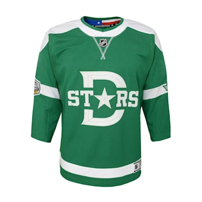 Adidas Dallas Stars 2020 Winter Classic Jersey - Youth | Pure ...