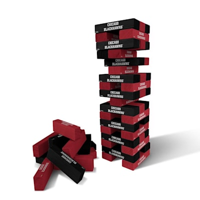 (Chicago Blackhawks Table Top Stackers)