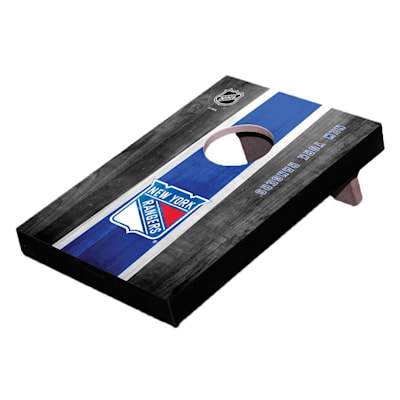 (New York Rangers Table Top Toss Game)
