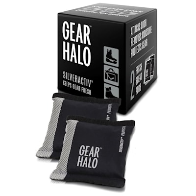(GearHalo SilverActiv Deodorizer Pods - 2 Pack)