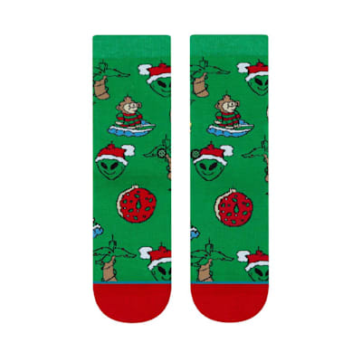 (Stance Christmas Tree Ornaments Sock - Adult)