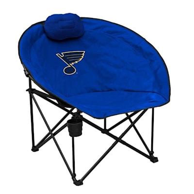 (Logo Brands St. Louis Blues Squad Chair)