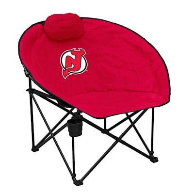 (Logo Brands New Jersey Devils Squad Chair)