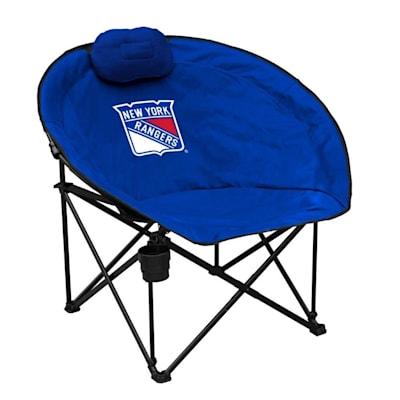 (Logo Brands New York Rangers Squad Chair)