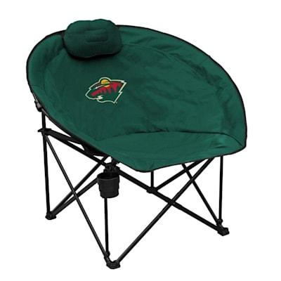 (Logo Brands Minnesota Wild Squad Chair)