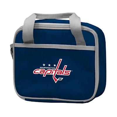 (Logo Brands Washington Capitals Lunchbox)