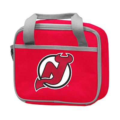 (Logo Brands New Jersey Devils Lunchbox)