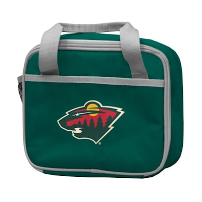 (Logo Brands Minnesota Wild Lunchbox)
